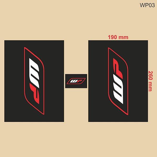 Adesivo de Suspensão White Power WP - WP03