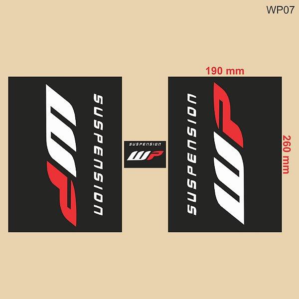 Adesivo de Suspensão White Power WP - WP07