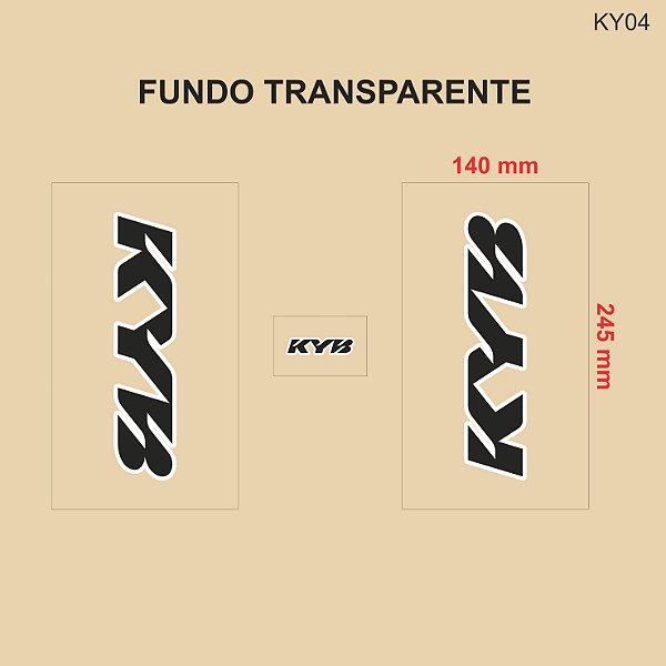 Adesivo de Suspensão KYB - KY04