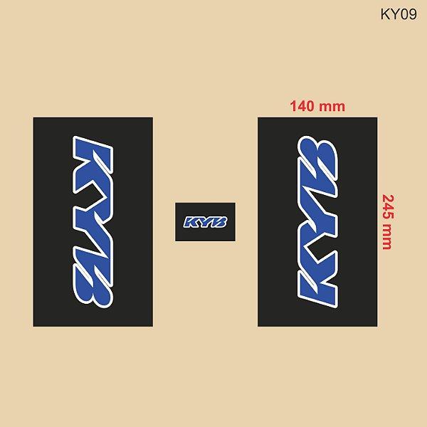 Adesivo de Suspensão KYB - KY09