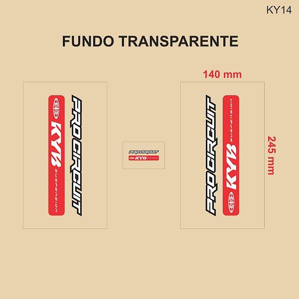 Adesivo de Suspensão KYB - KY14