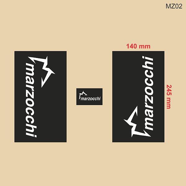 Adesivo de Suspensão Marzocchi - MZ02