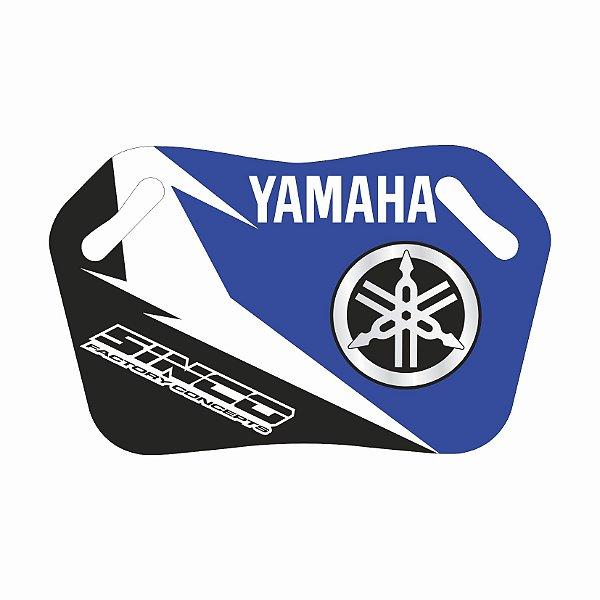Pit Board - Yamaha
