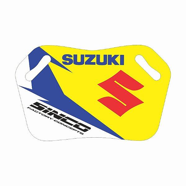 Pit Board - Suzuki