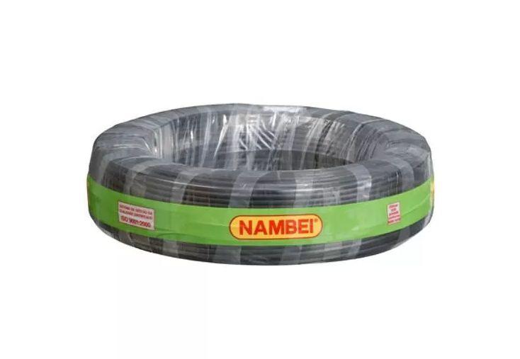 13885 CABO FLEX 750V 2,50MM PRETO NAMBEI