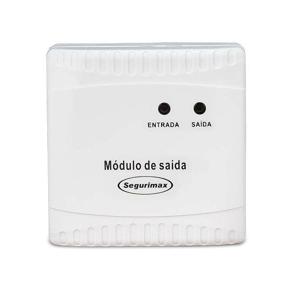MÓDULO DE SAÍDA ENDEREÇAVEL SEGURIMAX 27819