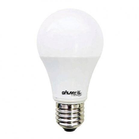 LAMPADA LED BULBO A55 4,8W 6500K E27 BIVOT GALAXY