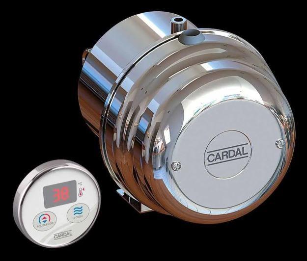 AQUECEDOR  SUPER HIDRO DIGITAL CARDAL AQ087