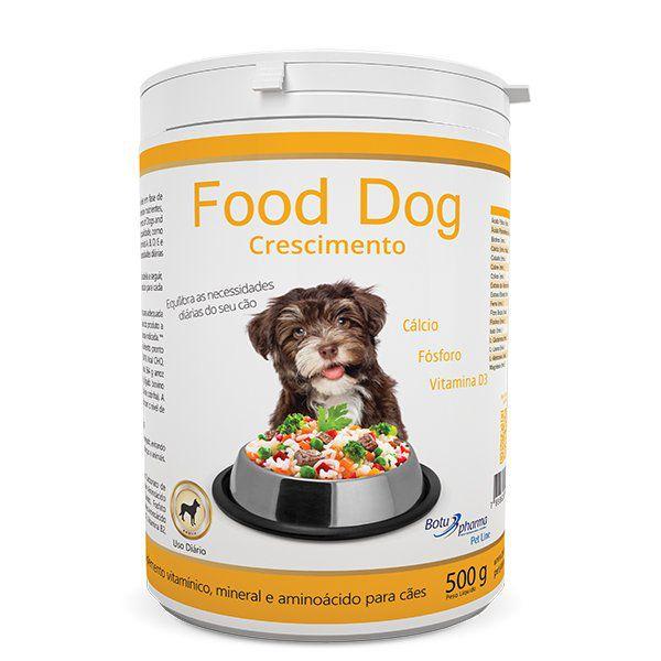 FOOD DOG | Crescimento