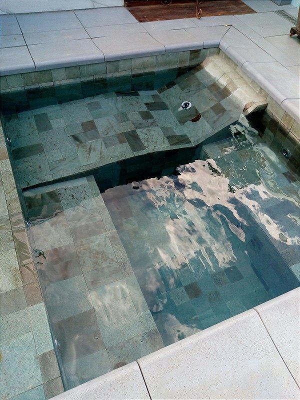 Pedra Hijau Lisa 10x20 - CX. com 1,0M²