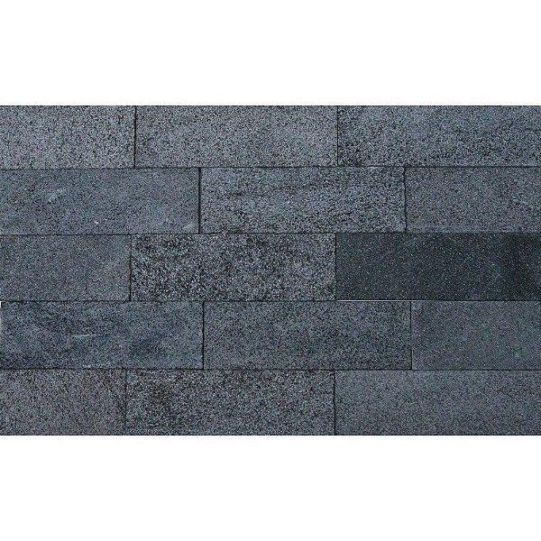 Tijolo De Pedra Hitam Cx. Com 1M²