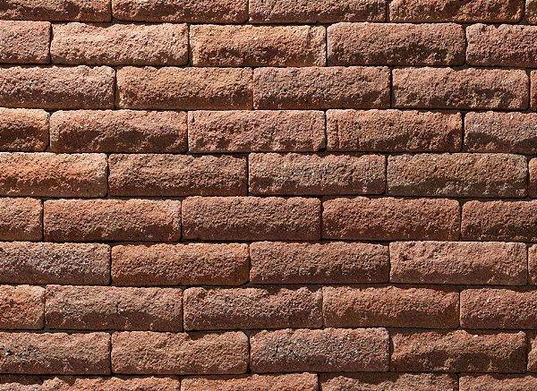 Tijolo Rockface Arizona Cx.  Com 0,5M²