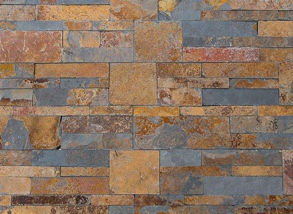 Tetris Oxidado Cx. Com 0,504m²