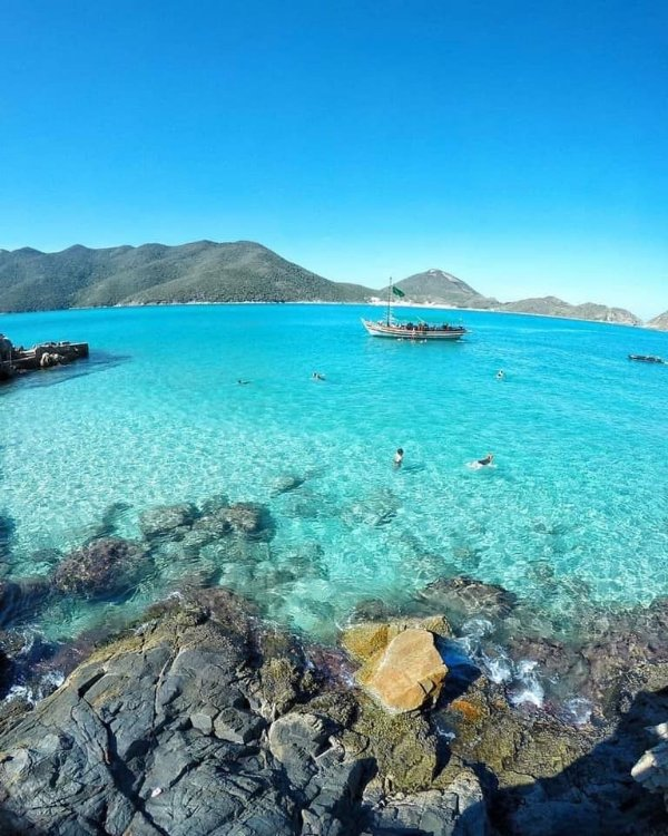 ARRAIAL DO CABO | 2 dias 26/02 a 28/02