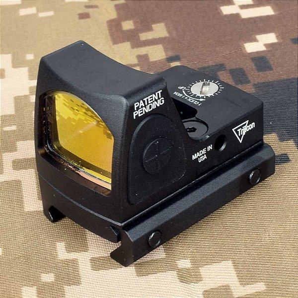 Red Dot  Mini RMR Para Armas Curtas