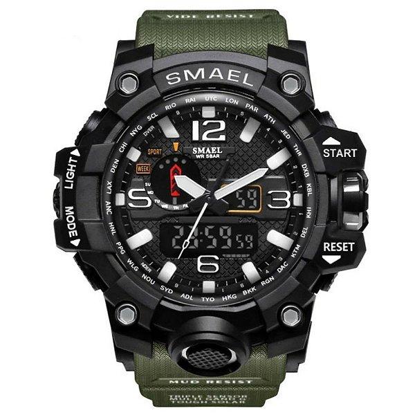 Relógio Militar Smael