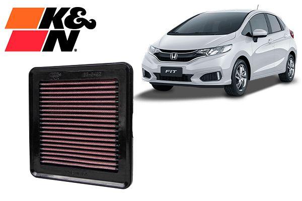 Filtro K&N Honda FIt/ City