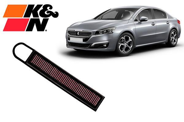 Filtro K&N Peugeot/Citroen 1.6 ASP