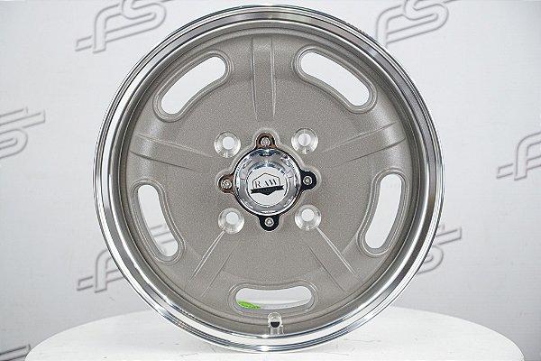 Roda Speed Master Aro 15 / 4 Furos (KIT COM 4 RODAS)