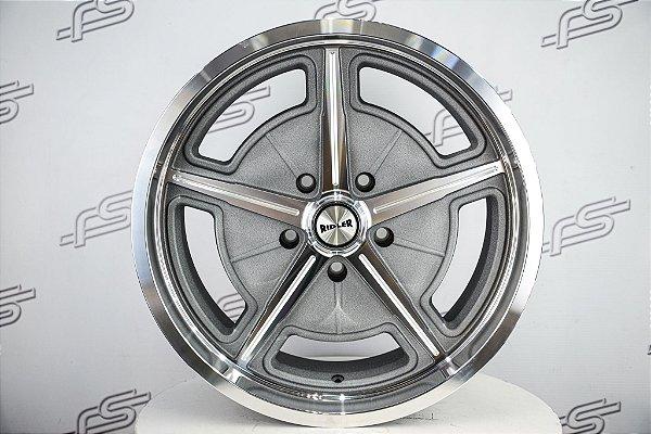 Roda Ridler 605 Grey Aro 20 / 5x114,3 ( Kit com 4 Rodas)