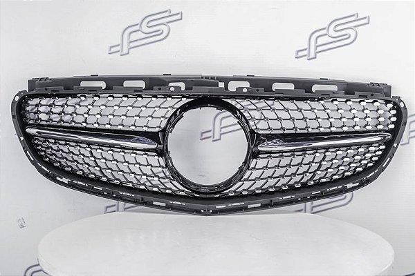 Grade modelo DIAMOND para Mercedes Classe E 2013-2015 (W212)