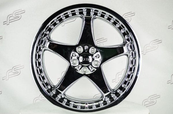 Roda Foose 500 Aro 20 / 5 Furos