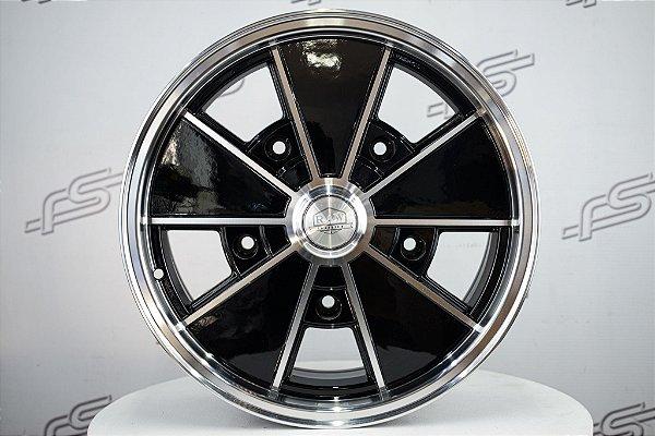 Roda Raw Classics BRM Aro 17 / 5 Furos
