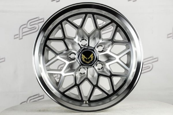 Roda YearOne Snowflake Aro 15 / 5x120