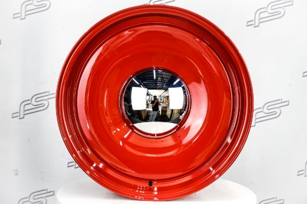 Roda Smoothie Vermelha brilhante Aro 20 5/6 furos