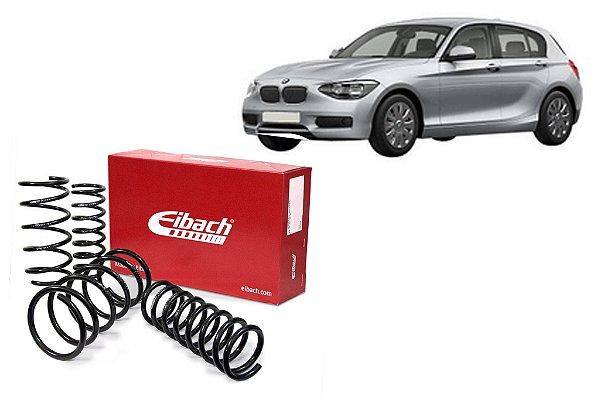 Pro-Kit Molas Esportivas Eibach BMW Série 1 (F20) 116i a 125i (2013 a 2019)