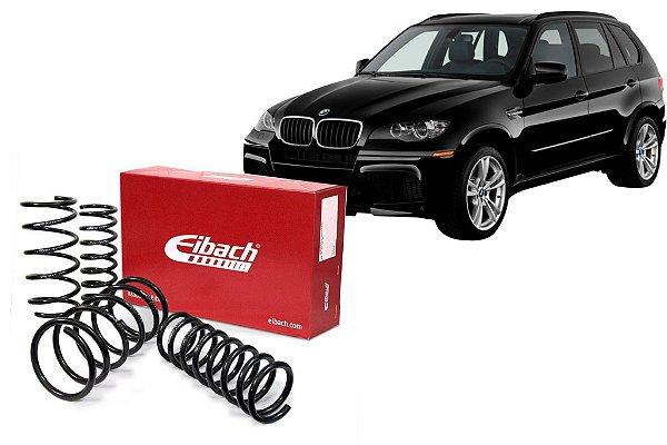 Pro-Kit Molas Esportivas Eibach Bmw X5 (2013+) e X6 (2014+) Versões 50i xDrive / M50d
