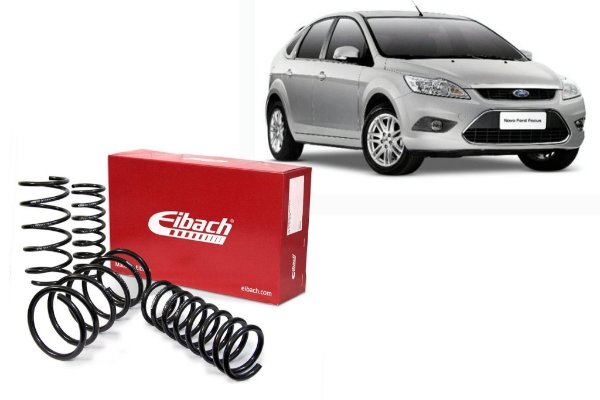 Pro-Kit Molas Esportivas Eibach Ford Focus Hatch 2.0 (2013+)