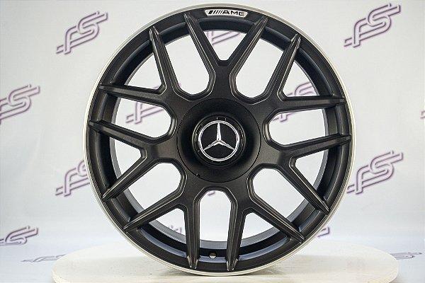Jogo De Rodas Mercedes AMG C-63 Cubo Rapido 5x112 -18x8 e 18x8,5