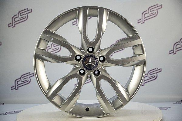 Jogo De Rodas Mercedes GLA-200 Original Prata 5x112 - 18x7