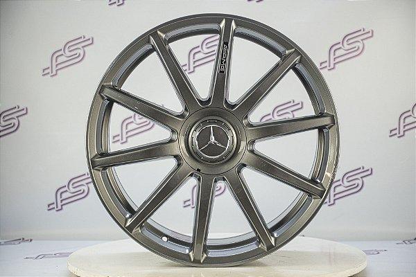 Jogo De Rodas Mercedes S-63 Coupe Grafite 5x112 - 20x8,5