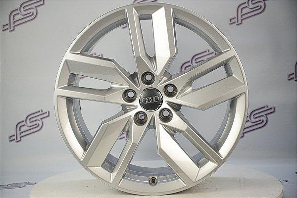 Jogo De Rodas Audi Q5 Original Prata 5x112 - 18x8