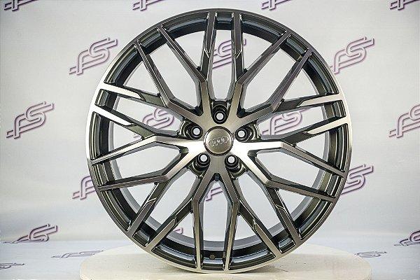 Jogo De Rodas Audi R8 V10 Plus 5x112 - 22x9,5