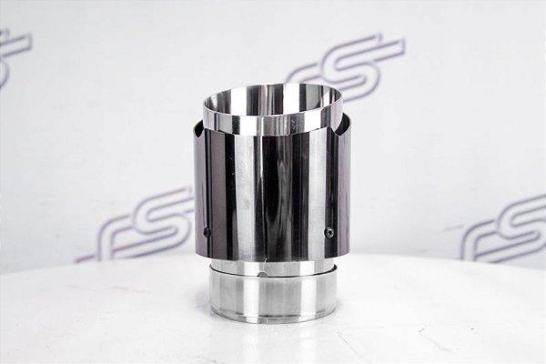 Ponteira Inox Black New Style JTS-67 76x102mm