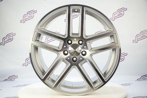 Jogo de Rodas Audi A4 Prata 5x112 - 19x8,5 E 10