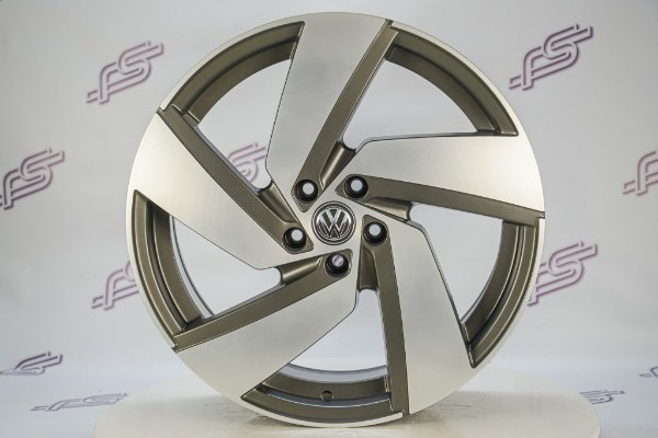 Jogo De Rodas VW Polo Gti Passione  5x112 - 20x7,5