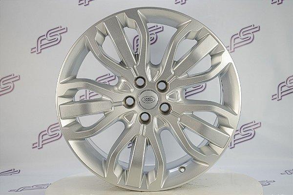 Jogo De Rodas Range Rover Orginal Prata 5x120 - 21x9,5