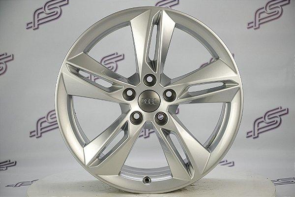 Jogo De Rodas Audi Q3 Original Prata 5x112 - 18x7