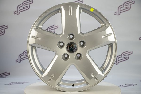Jogo De Rodas Chrysler Journey Original Prata 5x127 - 19x7