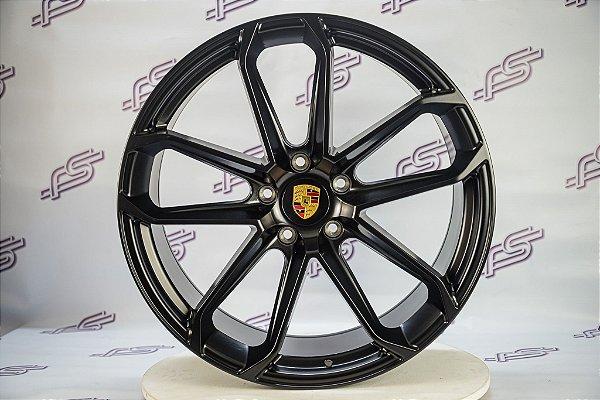 Jogo De Rodas Porsche Cayenne Gts 2020 5x130 - 22x10 E 22x11,5