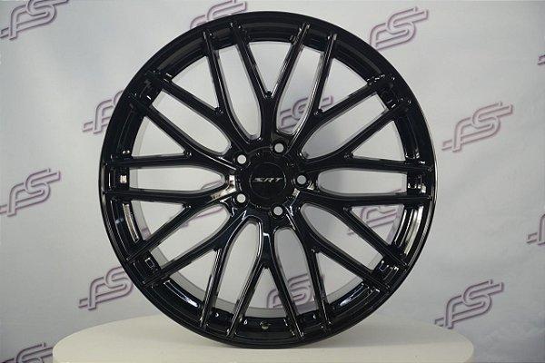 Jogo De Roda Chrysler 300C 2020 Preto Brilhante 5x115 - 20x9