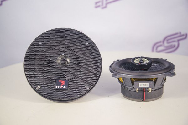 Alto falante coaxial focal 50w rms 5'