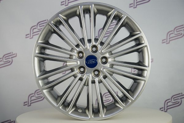 Jogo De Rodas Ford Fusion Original Prata 5x108 - 18x8