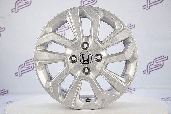 Jogo De Roda Honda WRV Original Prata 4x100 - 15x6