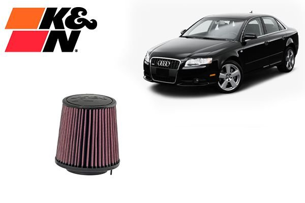 Filtro K&N Audi A4, A5, Q5, S4, S5