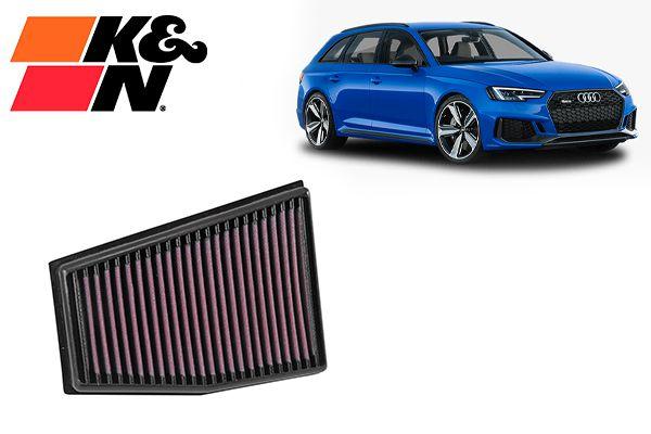 Filtro K&N Audi Rs4/ Rs5